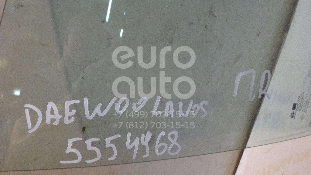 Стекло двери передней правой для Daewoo,Chevrolet Lanos 1997-2009;Lanos 2004> - Фото №1