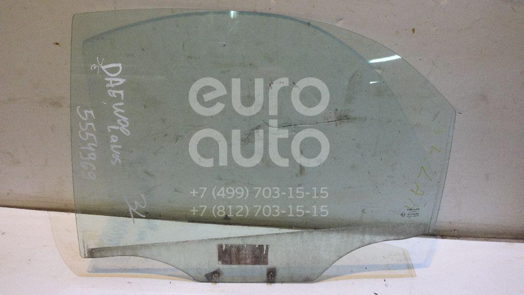 Стекло двери задней левой для Daewoo,Chevrolet Lanos 1997-2009;Lanos 2004-2010 - Фото №1