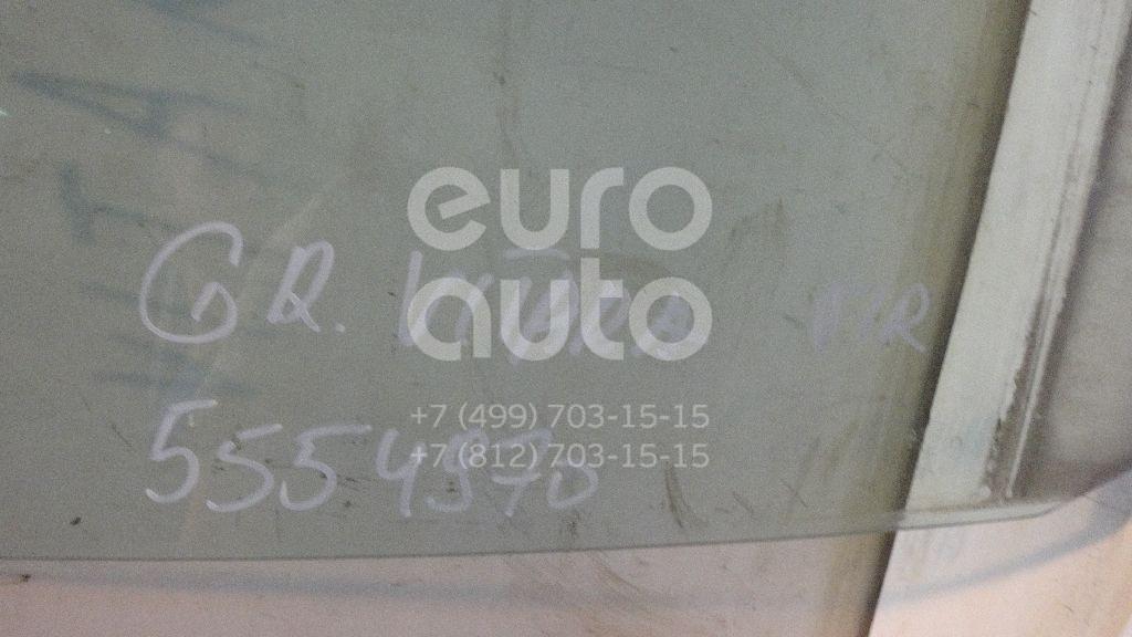 Стекло двери передней правой для Suzuki Grand Vitara 1998-2005 - Фото №1