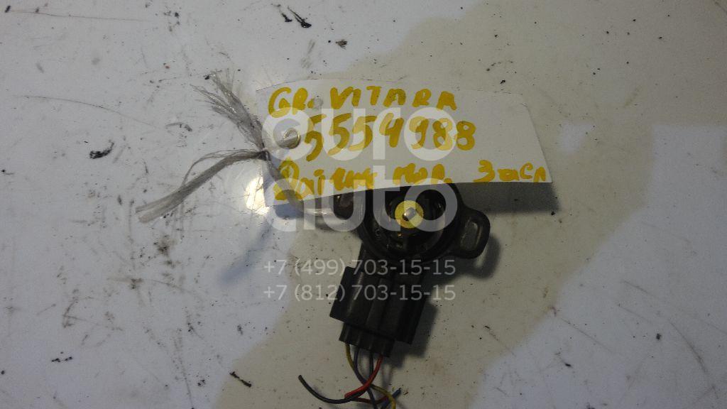 Датчик положения дроссельной заслонки для Mazda Grand Vitara 1998-2005;323 (BA) 1994-1998;Xedos-6 1992>;MX-3 1991-1998;MX-5 I (NA) 1989-1998 - Фото №1