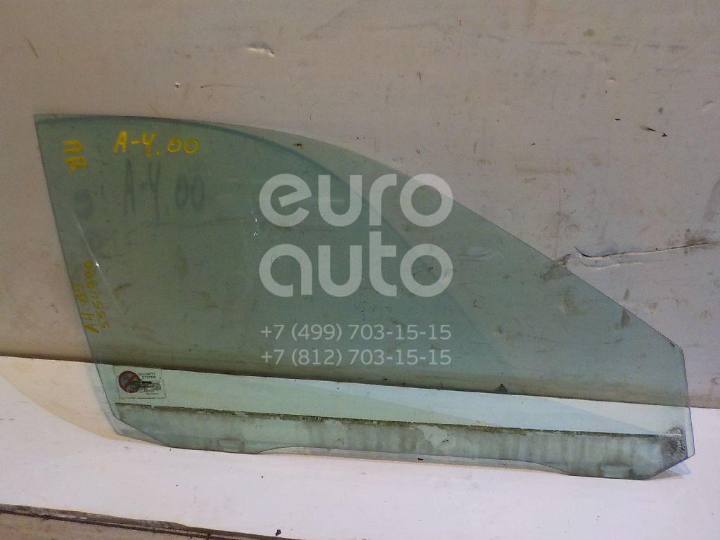 Стекло двери передней правой для Audi A4 [B5] 1994-2000 - Фото №1