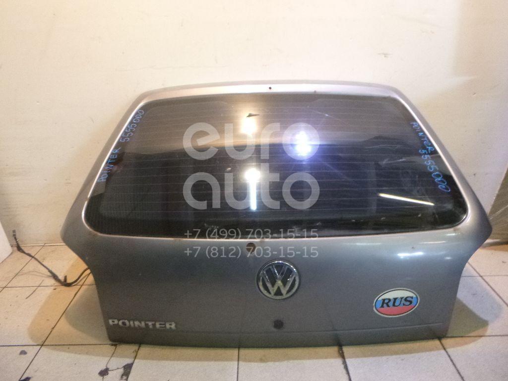 Дверь багажника со стеклом для VW Pointer/Golf BR 2004-2009 - Фото №1