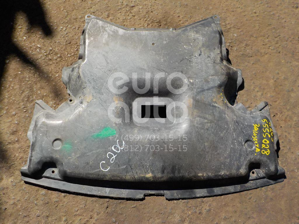 Защита картера для Mercedes Benz W203 2000-2006 - Фото №1