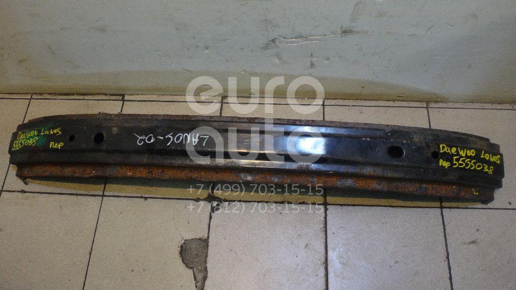 Усилитель переднего бампера для Daewoo Lanos 1997-2009 - Фото №1