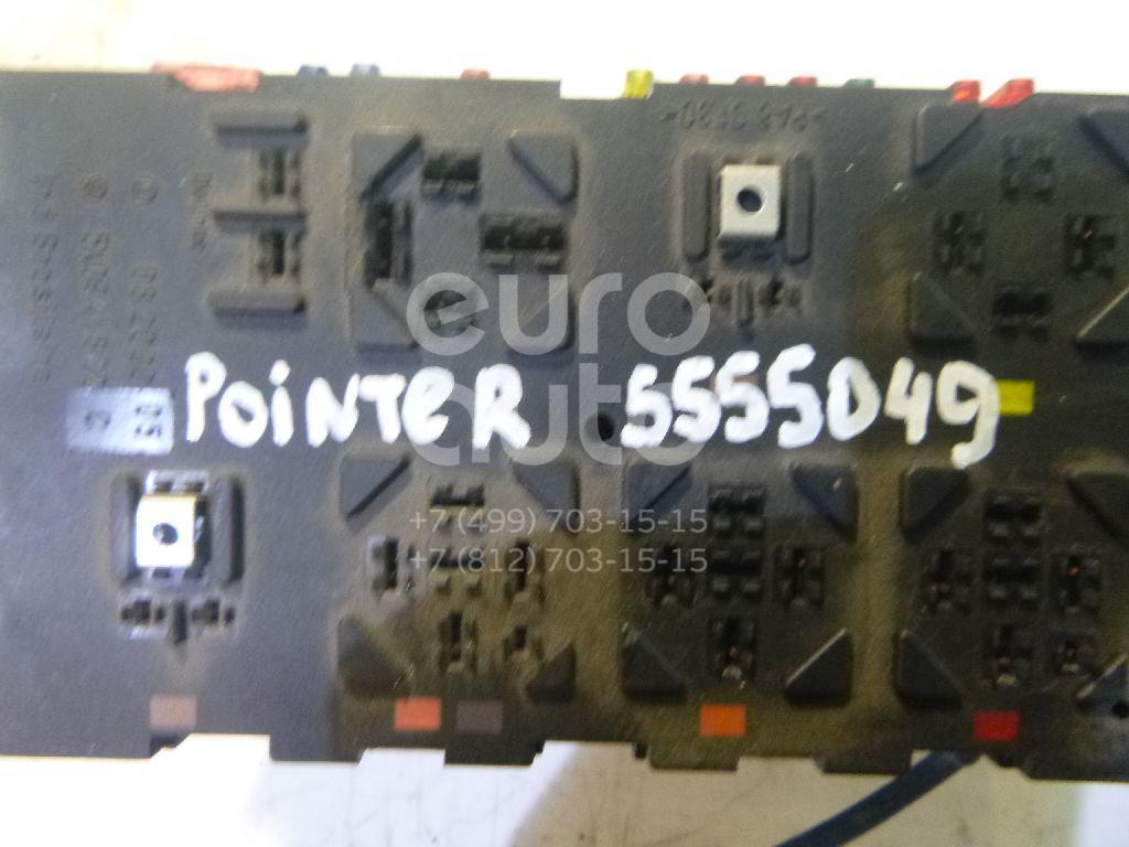 Блок предохранителей для VW Pointer/Golf BR 2004-2009 - Фото №1