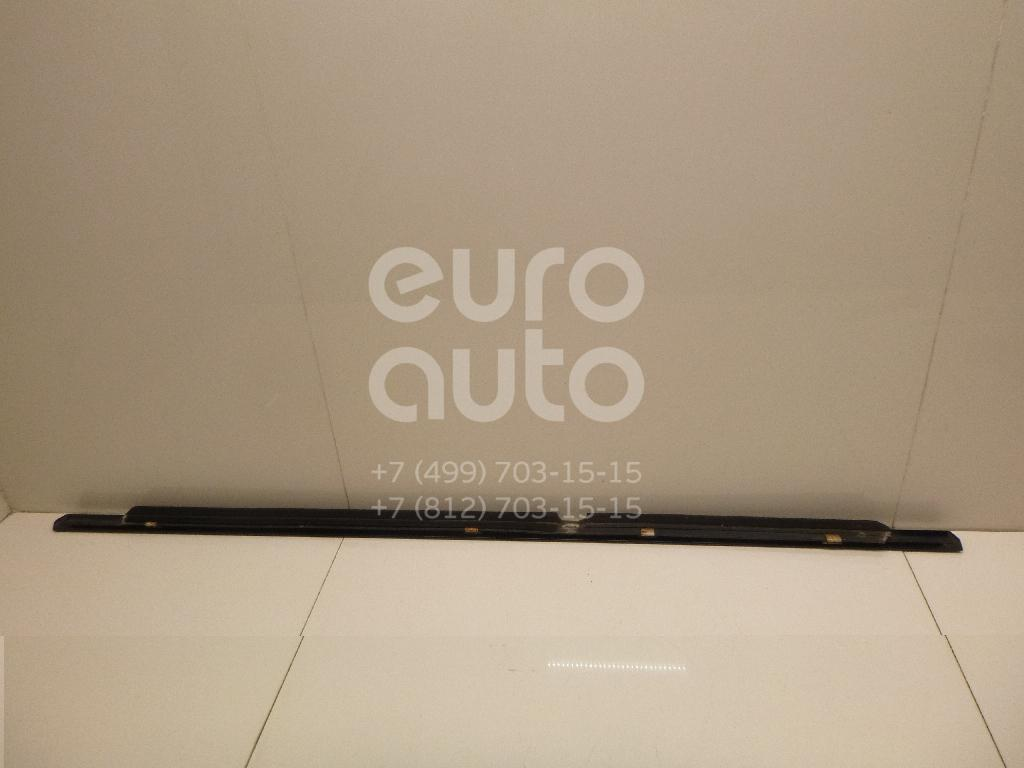 Накладка стекла заднего правого для Mercedes Benz W203 2000-2006 - Фото №1