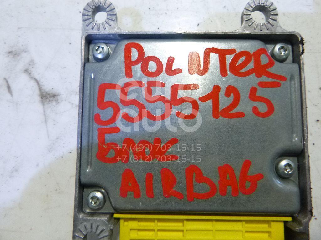 Блок управления AIR BAG для VW Pointer/Golf BR 2004-2009 - Фото №1