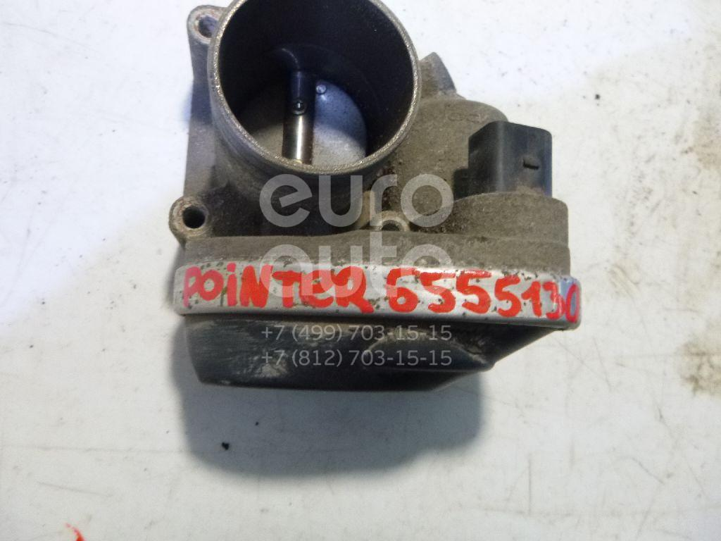Заслонка дроссельная электрическая для VW Pointer/Golf BR 2004-2009 - Фото №1