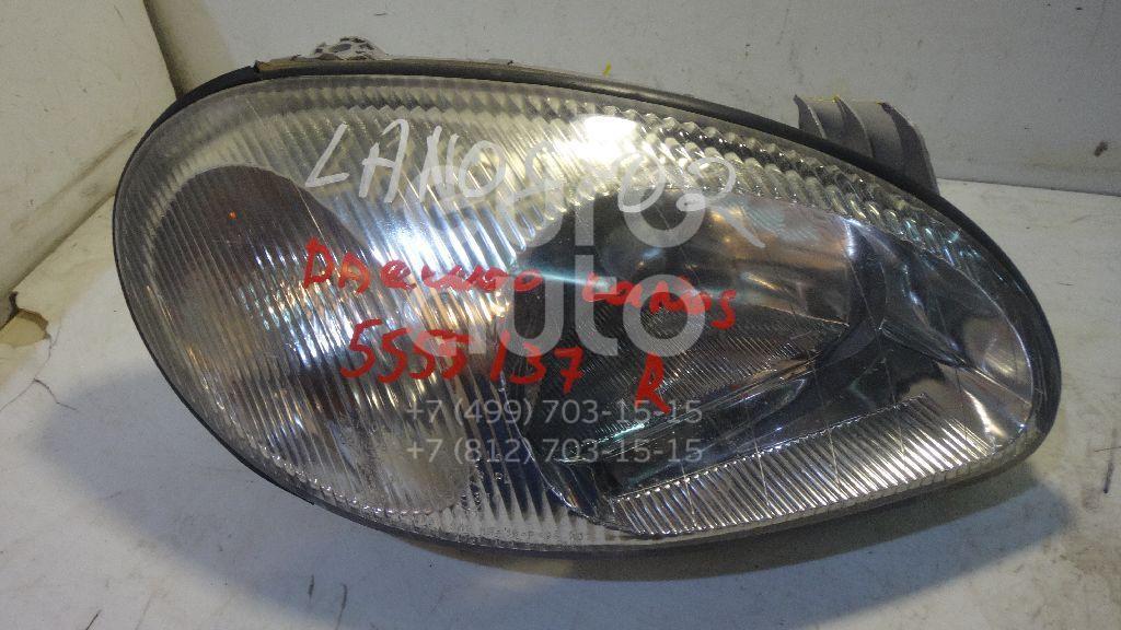 Фара правая для Daewoo Lanos 1997-2009 - Фото №1