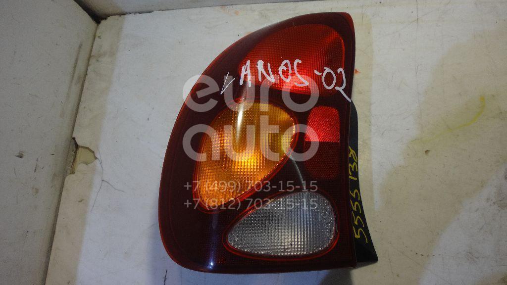 Фонарь задний левый для Daewoo Lanos 1997> - Фото №1
