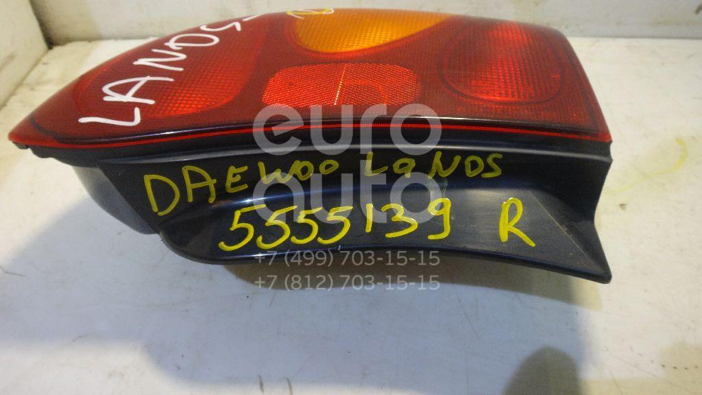 Фонарь задний правый для Daewoo Lanos 1997-2009 - Фото №1