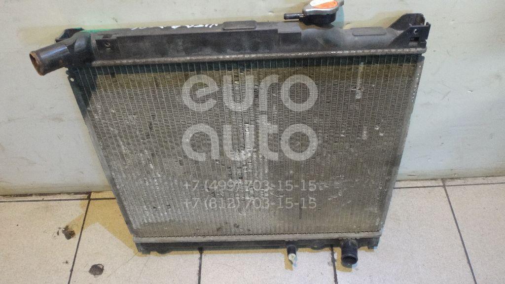 Радиатор основной для Suzuki Grand Vitara 1998-2005 - Фото №1