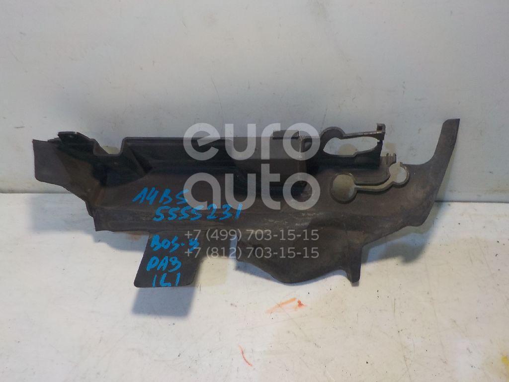 Воздуховод радиатора левый для Audi A4 [B5] 1994-2001 - Фото №1