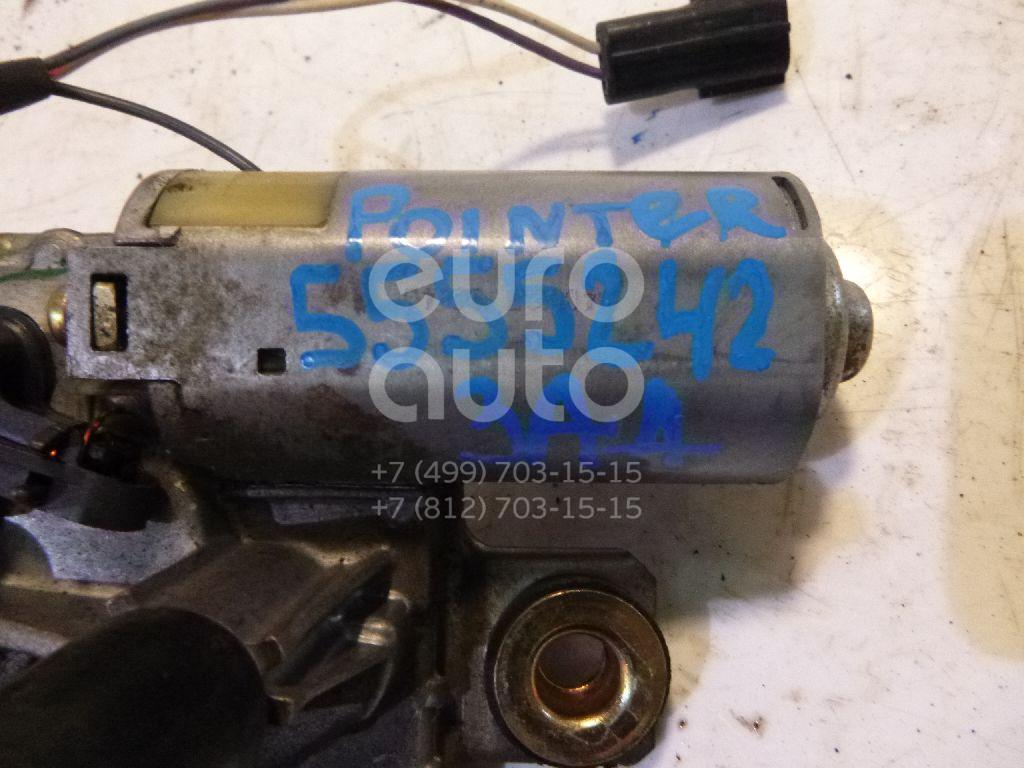 Моторчик стеклоочистителя задний для VW Pointer/Golf BR 2004-2009 - Фото №1