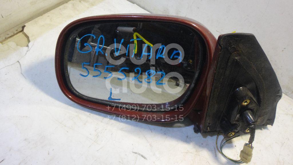 Зеркало левое электрическое для Suzuki Grand Vitara 1998-2005 - Фото №1