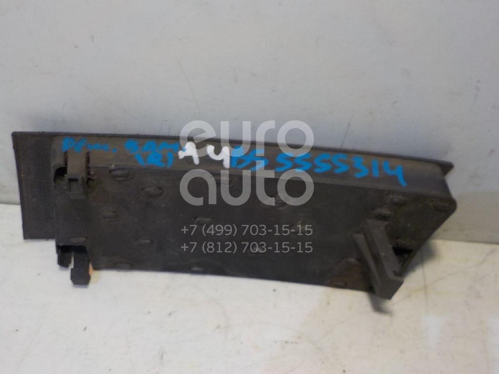 Решетка в бампер правая для Audi A4 [B5] 1994-2000 - Фото №1