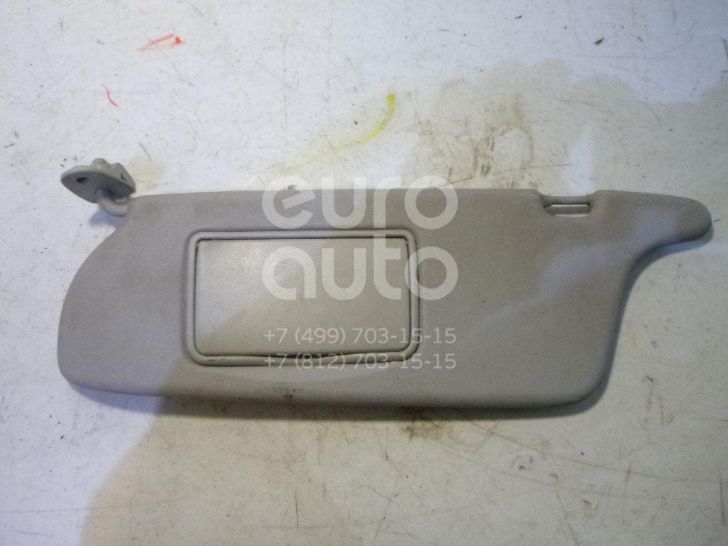 Козырек солнцезащитный (внутри) для VW Pointer/Golf BR 2004-2009 - Фото №1