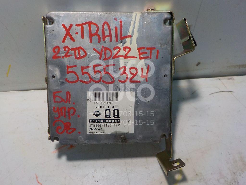Блок управления двигателем для Nissan X-Trail (T30) 2001-2006 - Фото №1