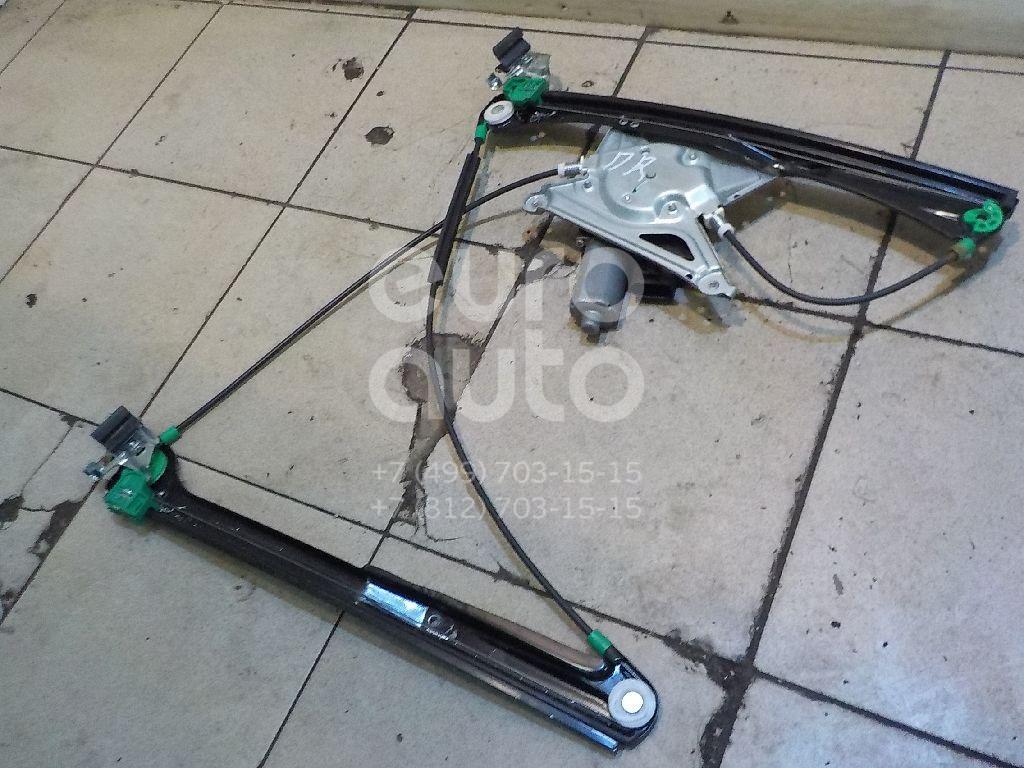 Стеклоподъемник электр. передний правый для Audi A4 [B5] 1994-2001 - Фото №1