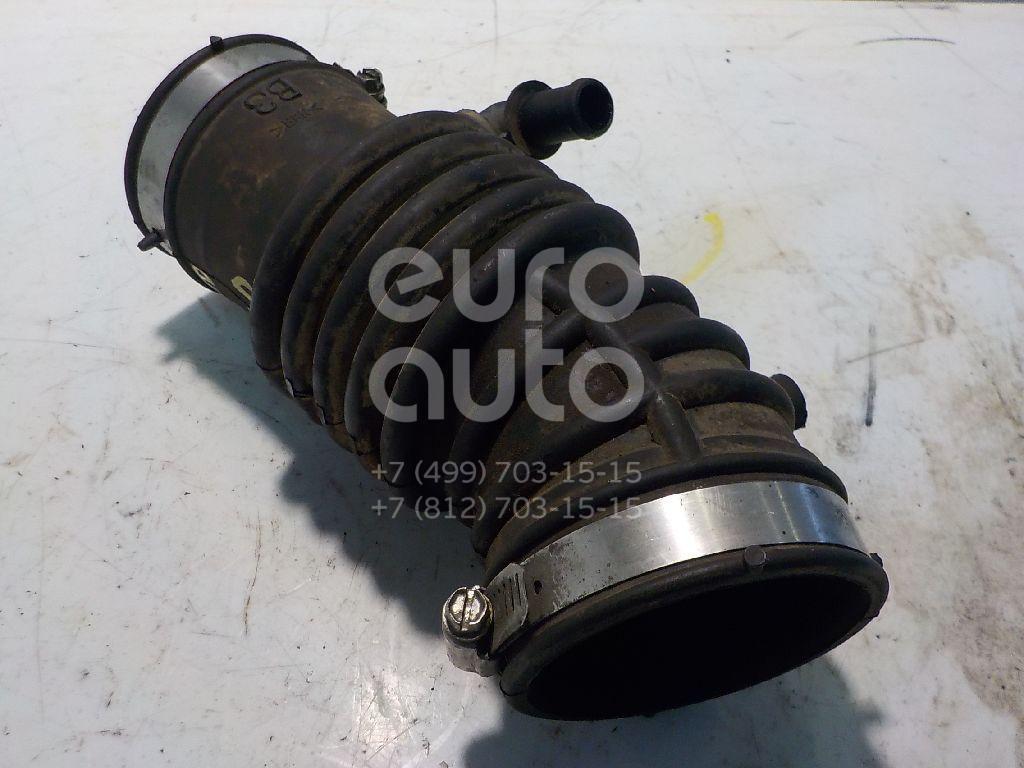 Патрубок воздушного фильтра для Nissan X-Trail (T30) 2001-2006;Almera Tino 2000-2006;Almera N16 2000-2006;Primera P12E 2002-2007 - Фото №1