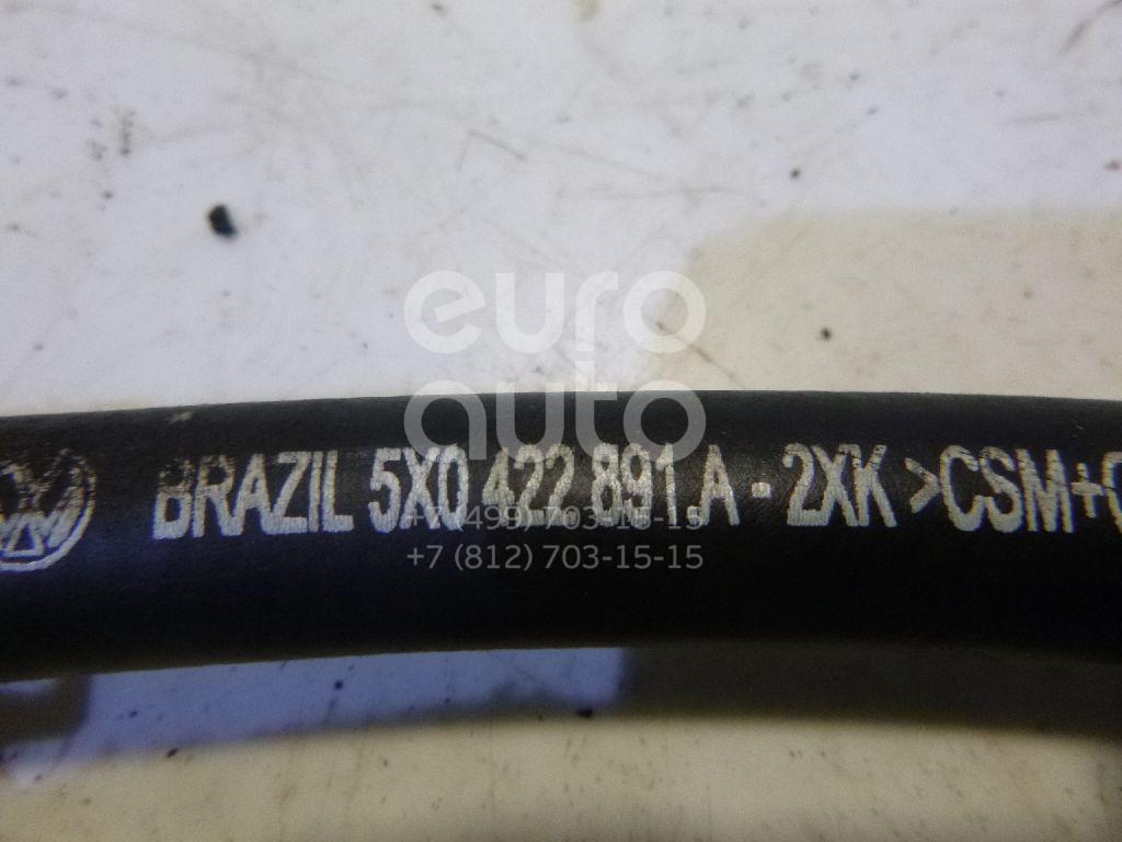 Трубка гидроусилителя для VW Pointer/Golf BR 2004-2009 - Фото №1