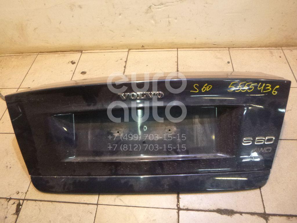 Крышка багажника для Volvo S60 2000-2009 - Фото №1