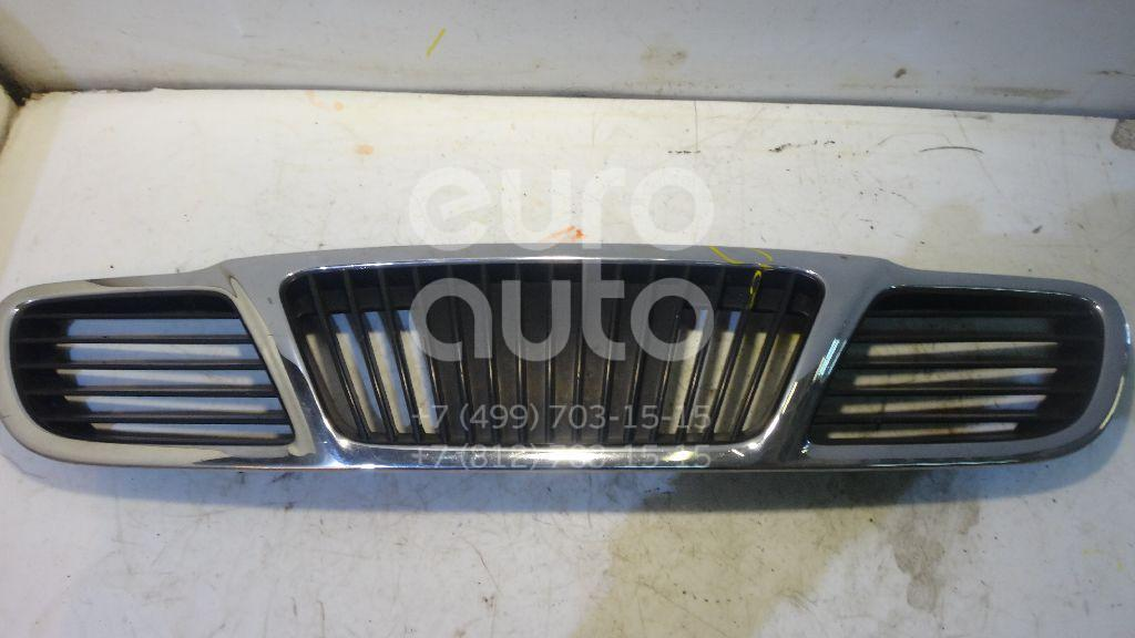 Решетка радиатора для Daewoo,Chevrolet Lanos 1997-2009;Lanos 2004> - Фото №1