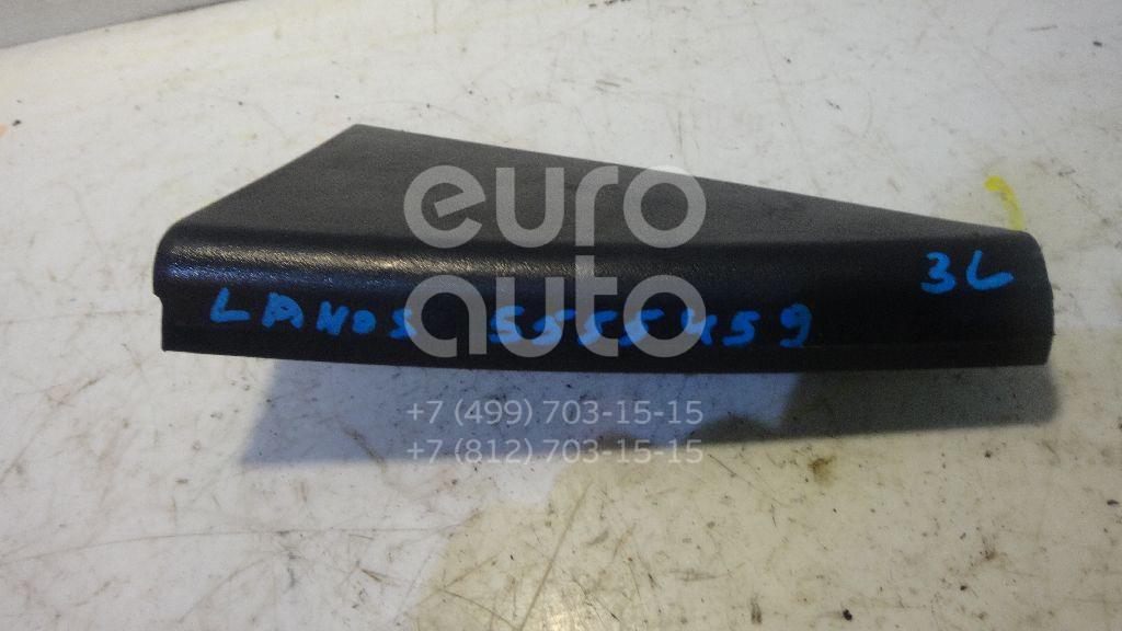 Накладка двери задней левой для Daewoo,Chevrolet Lanos 1997-2009;Lanos 2004-2010 - Фото №1