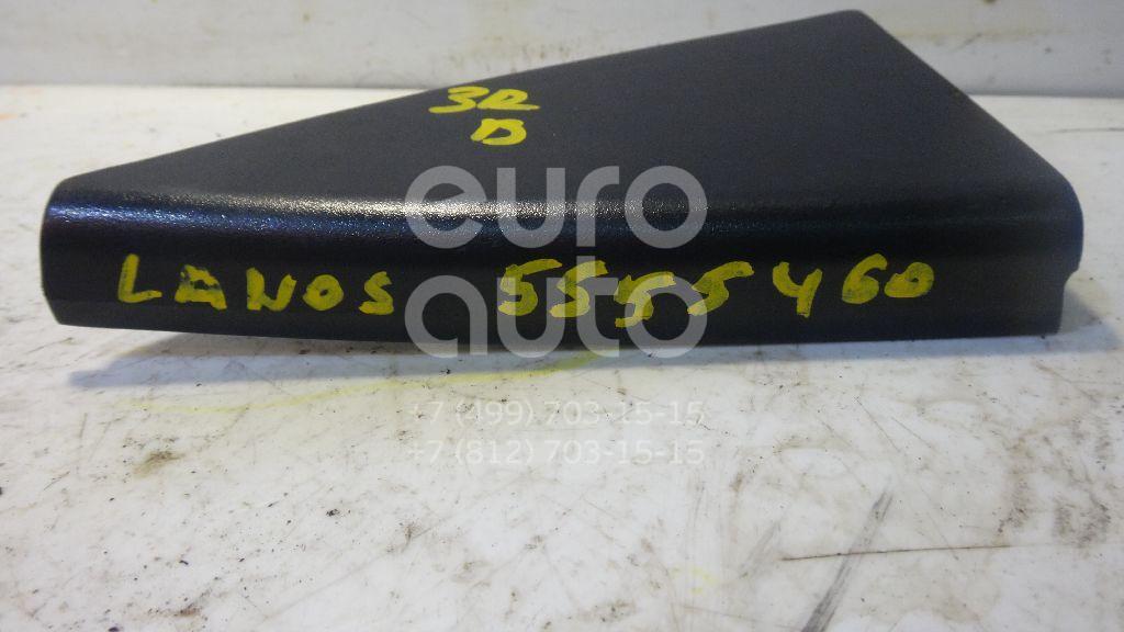 Накладка двери задней правой для Daewoo,Chevrolet Lanos 1997-2009;Lanos 2004-2010 - Фото №1