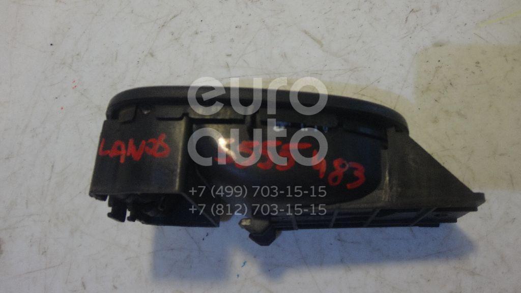 Ручка двери внутренняя левая для Chevrolet Lanos 1997>;Lanos 2004> - Фото №1