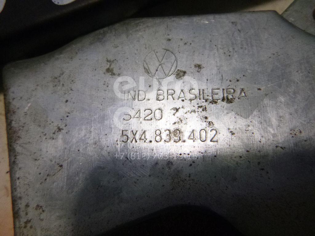 Стеклоподъемник механ. задний правый для VW Pointer/Golf BR 2004-2009 - Фото №1
