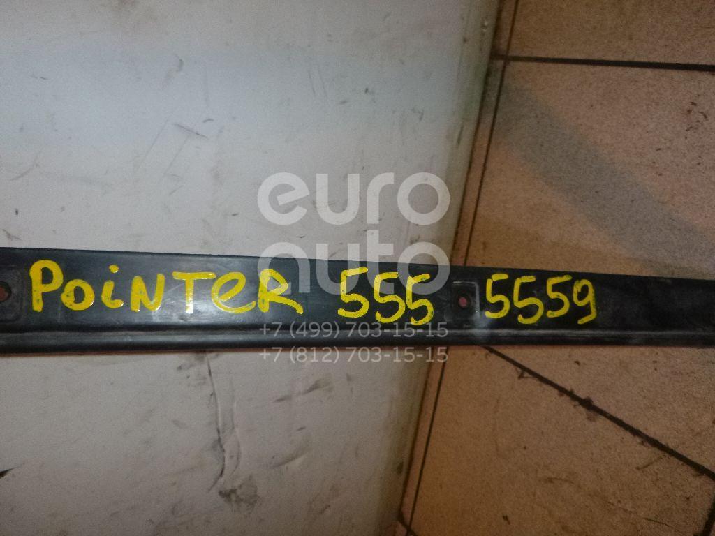 Направляющая заднего бампера для VW Pointer/Golf BR 2004-2009 - Фото №1