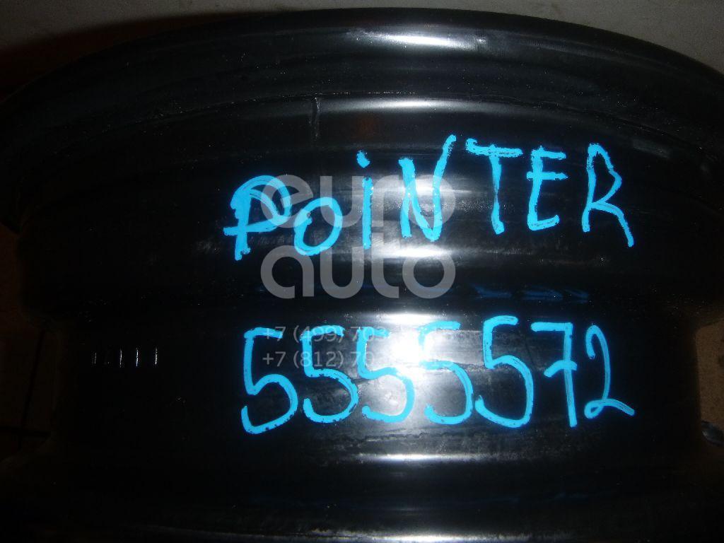 Диск колесный железо для VW Pointer/Golf BR 2004> - Фото №1