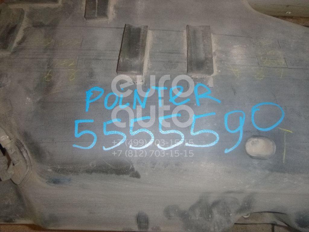 Бак топливный для VW Pointer/Golf BR 2004-2009 - Фото №1