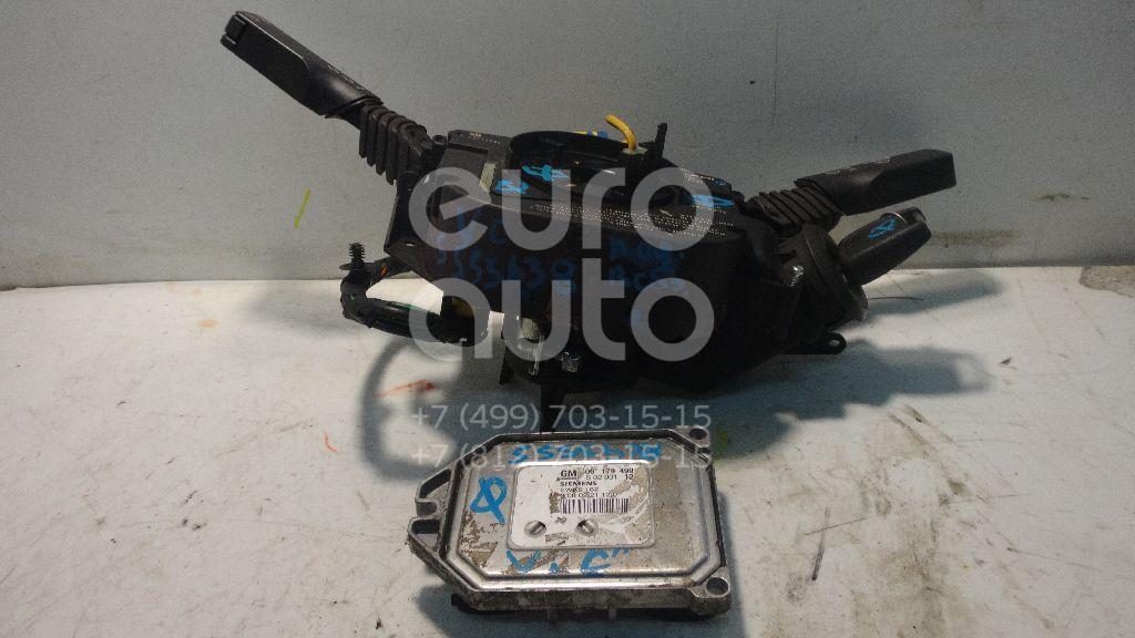 Переключатель подрулевой в сборе для Opel Vectra C 2002-2008 - Фото №1
