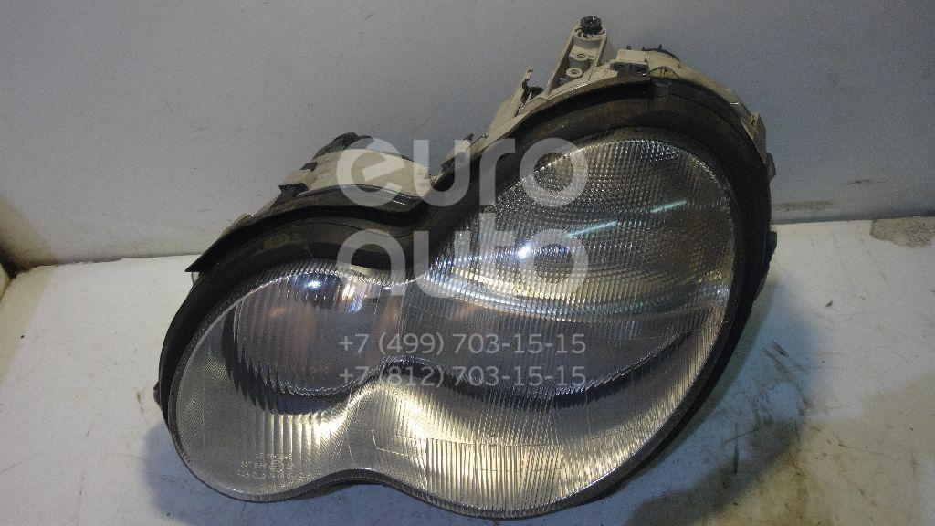 Фара левая для Mercedes Benz W203 2000-2006 - Фото №1