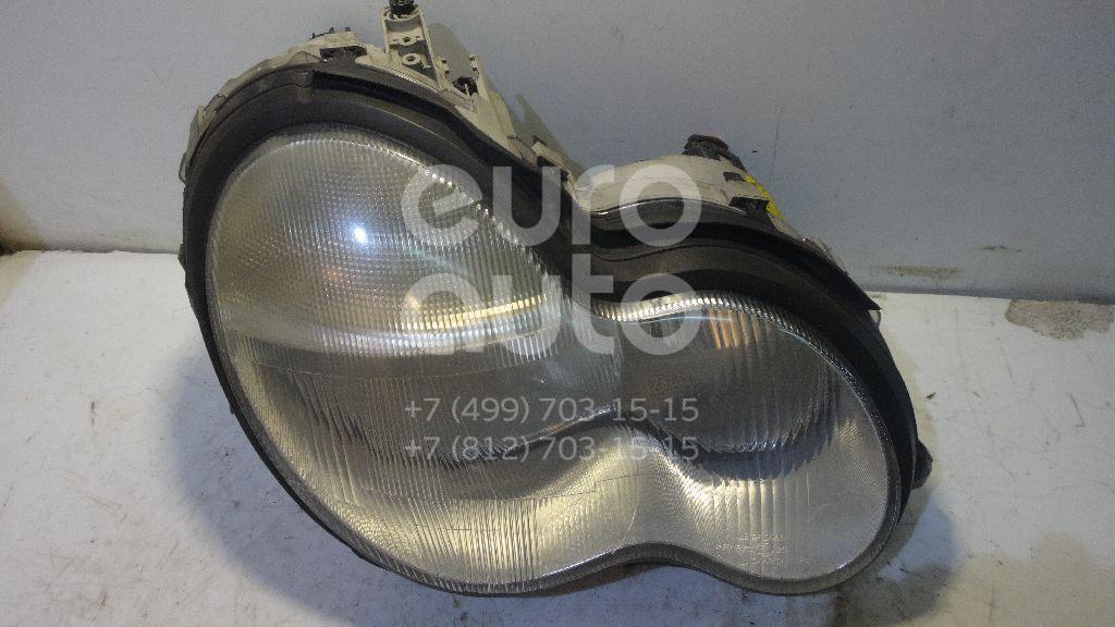 Фара правая для Mercedes Benz W203 2000-2006 - Фото №1