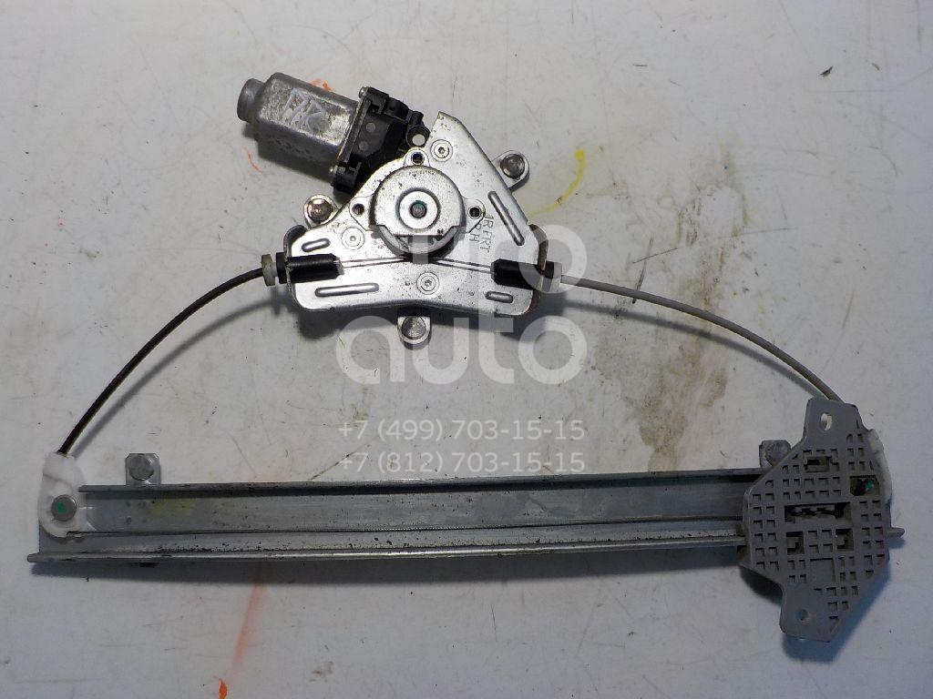 Стеклоподъемник электр. передний правый для Hyundai Solaris/Accent IV 2010> - Фото №1