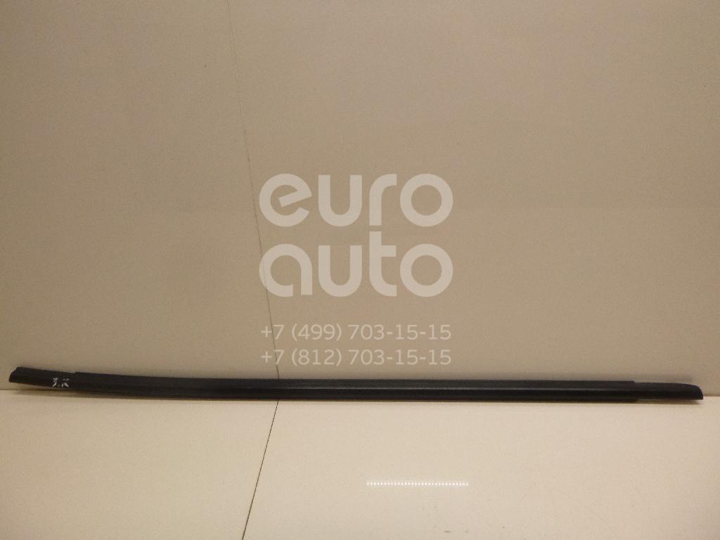Накладка стекла заднего правого для Hyundai Solaris/Accent IV 2010> - Фото №1