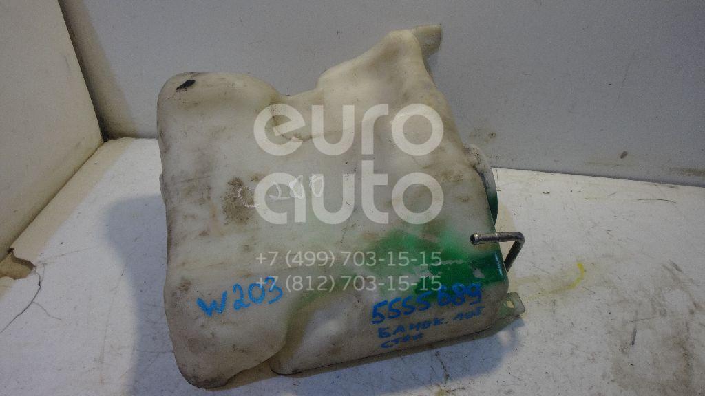 Бачок омывателя лобового стекла для Mercedes Benz W203 2000-2006;C209 CLK coupe 2002-2009 - Фото №1