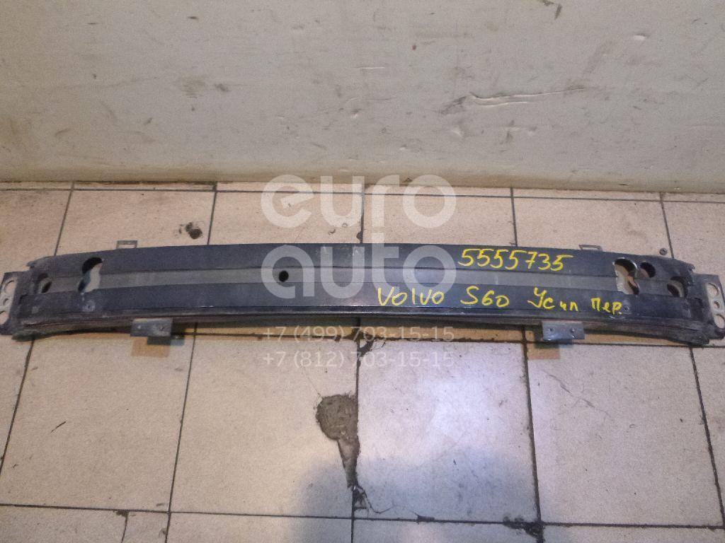 Усилитель переднего бампера для Volvo S60 2000-2009 - Фото №1
