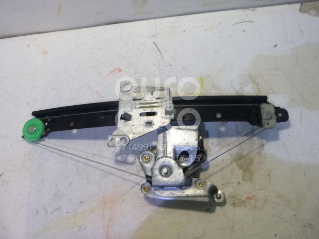Стеклоподъемник электр. задний правый для Volvo S60 2000-2009;V70 2001-2006;XC70 Cross Country 2000-2006 - Фото №1