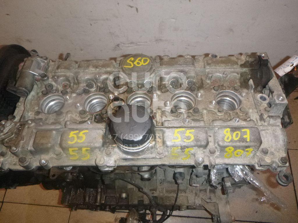 Двигатель для Volvo S60 2000-2009;XC70 Cross Country 2000-2006;S80 1998-2006;V50 2004-2012;S80 2006-2016;XC60 2008> - Фото №1