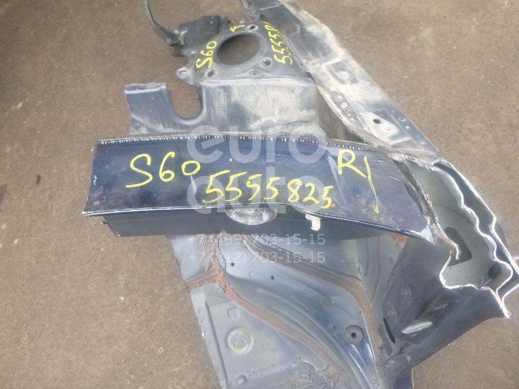 Лонжерон передний правый для Volvo S60 2000-2009 - Фото №1