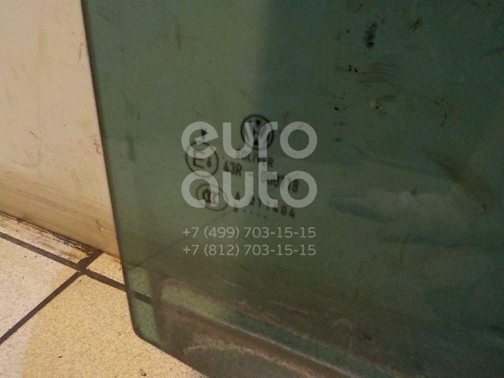 Стекло двери задней правой для VW Passat [B6] 2005-2010 - Фото №1