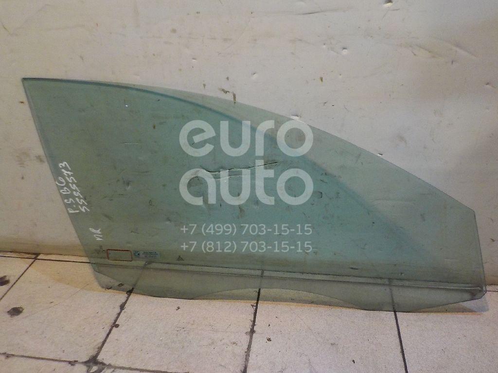 Стекло двери передней правой для VW Passat [B6] 2005-2010;Passat [B7] 2011-2015 - Фото №1