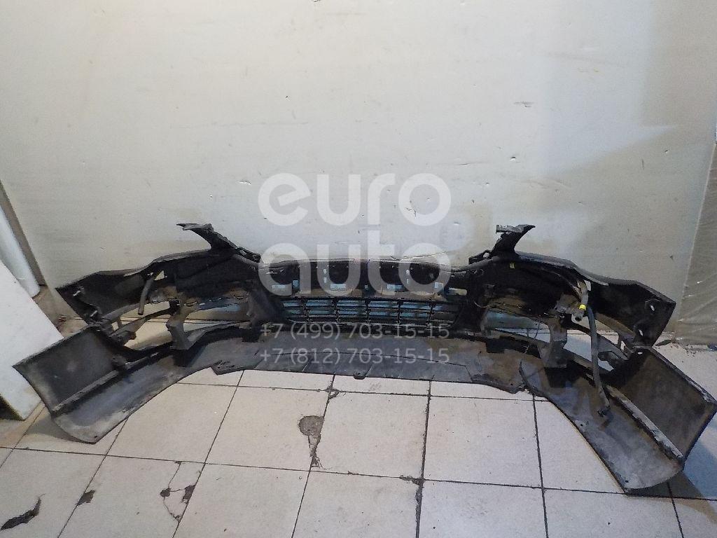 Бампер передний для VW Passat [B6] 2005-2010 - Фото №1