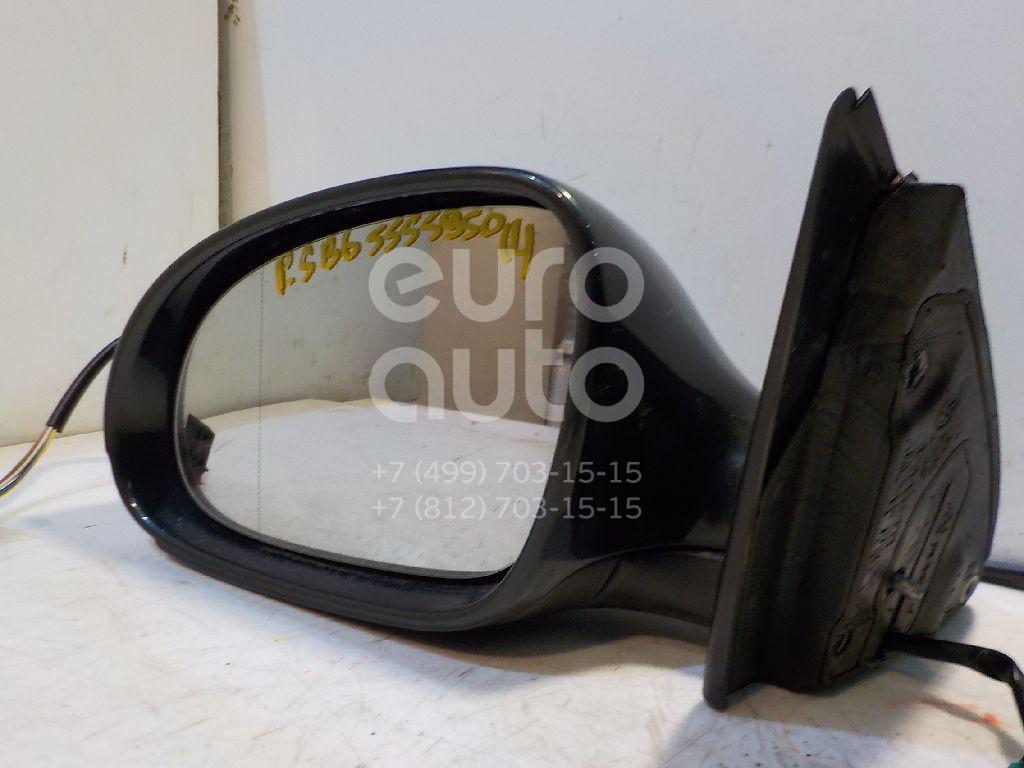 Зеркало левое электрическое для VW Passat [B6] 2005-2010 - Фото №1