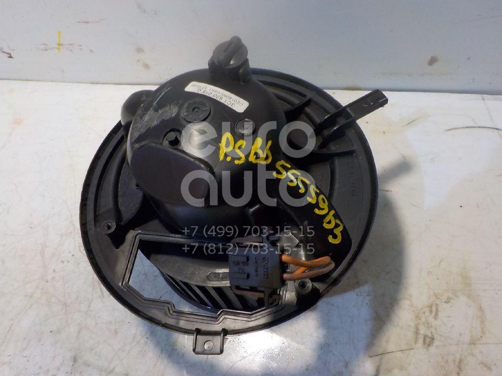 Моторчик отопителя для VW Passat [B6] 2005-2010;Golf V Plus 2005-2014;Golf V 2003-2009;Tiguan 2007-2011;Passat CC 2008>;Golf VI 2009-2012;Scirocco 2008>;Passat [B7] 2011-2015;Tiguan 2011-2016 - Фото №1