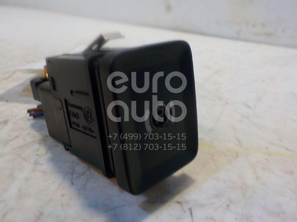 Кнопка фиксатора стояночного тормоза для VW Passat [B6] 2005-2010;Passat CC 2008> - Фото №1